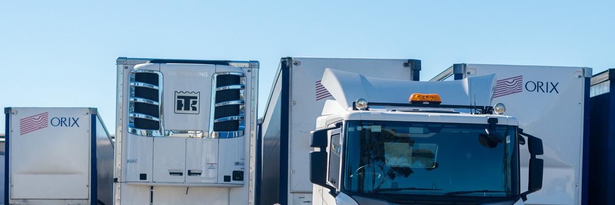 Corporate Trucks ORIX