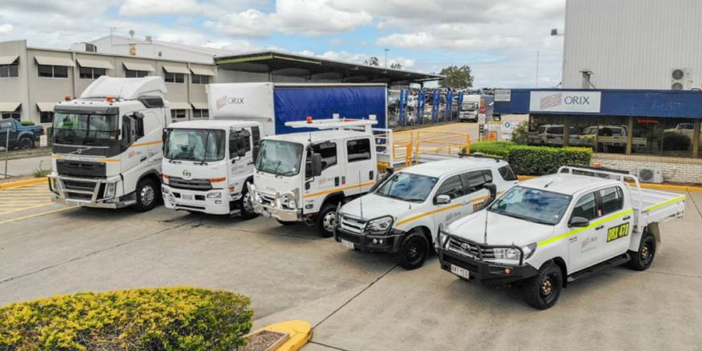 orix lunches new rental business