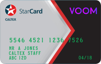 Voom StarCard